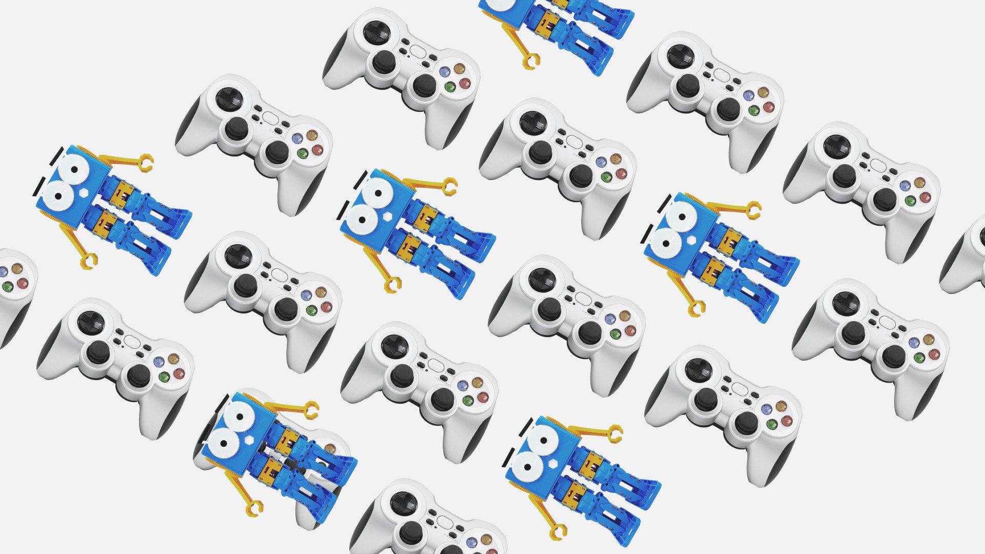 Control your Marty with a GamePad using Python – Marty the Robot